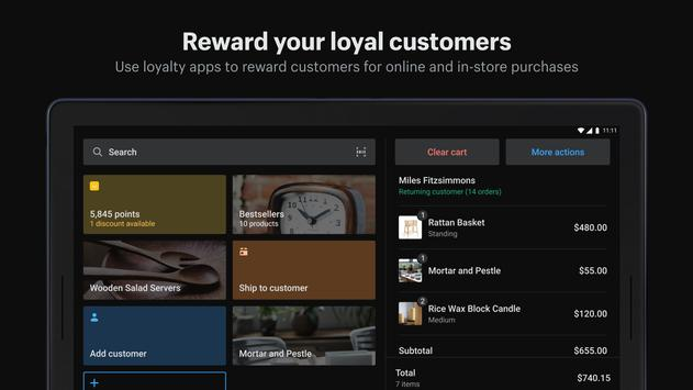 Shopify Point of Sale (POS) Screenshot 8