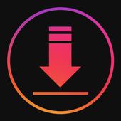 Video Downloader:TikTok-Instas-Facebook Downloader icon