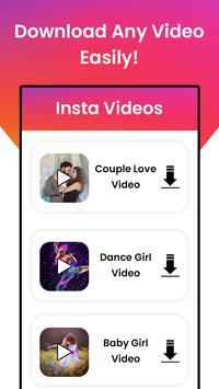Video Downloader:TikTok-Instas-Facebook Downloader poster