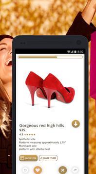 Shopping Assistant & Wish List 🛍️ AI shop Shopiz screenshot 4
