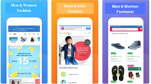 All Shopping Apps - All in one Online shopping app screenshot 1