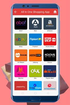 All In One Shopping App screenshot 11