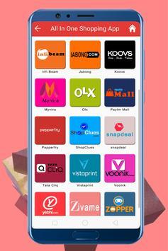 All In One Shopping App screenshot 2