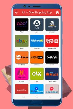 All In One Shopping App screenshot 3