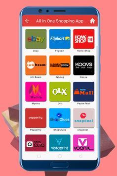 All In One Shopping App screenshot 9