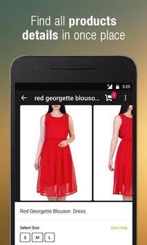 LimeRoad Online Shopping App screenshot 4