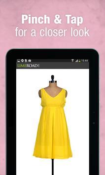 LimeRoad Online Shopping App screenshot 10