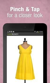 LimeRoad Online Shopping App screenshot 17