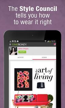 LimeRoad Online Shopping App screenshot 16