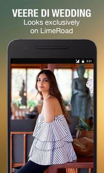 LimeRoad Online Shopping App screenshot 1