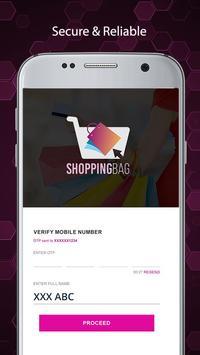 Shopping Bag screenshot 1