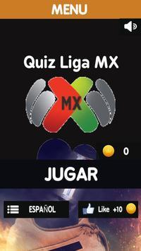 Liga Mexicana Quiz screenshot 1