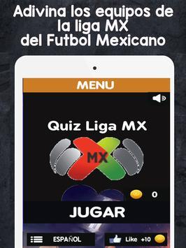 Liga Mexicana Quiz screenshot 6