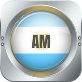 RADIOS AM ARGENTINA icon
