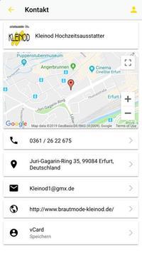 Kleinod Brautmoden screenshot 1