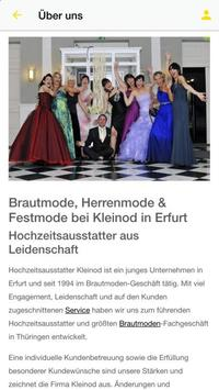 Kleinod Brautmoden screenshot 5