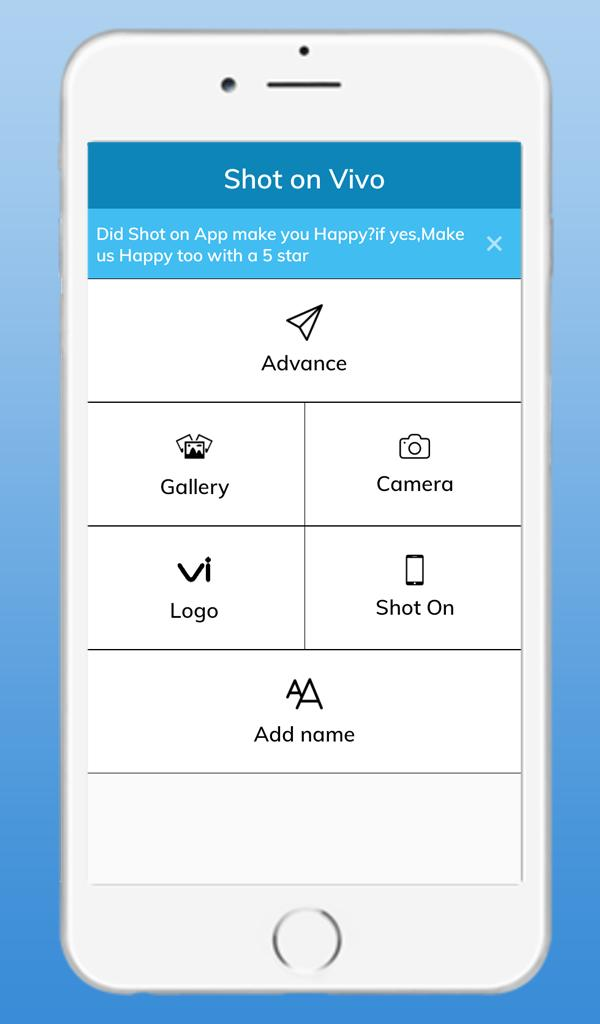 Shot on vivo gallery for Android - APK Download