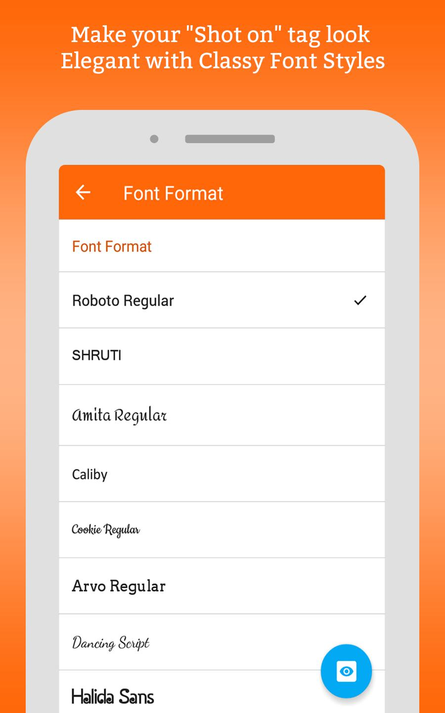 ShotOn for Mi: Add Shot on Stamp to Gallery Photo for Android - APK