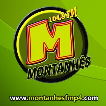 Montanhês FM 104 ON screenshot 1