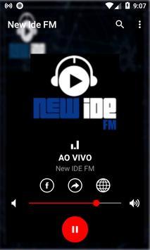 New IDE FM screenshot 1
