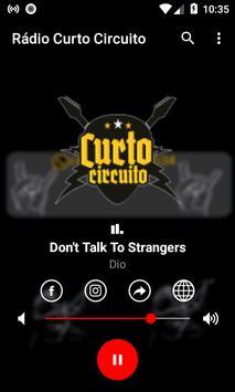 Rádio Curto Circuito screenshot 2