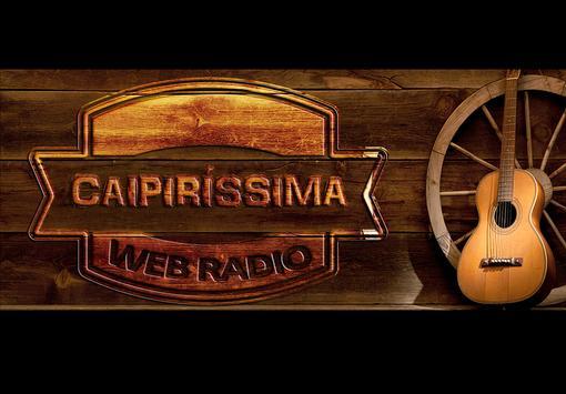 Caipirissima - Radio100% Caipira screenshot 1