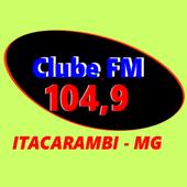 Clube FM Itacarambi 104,9 icon