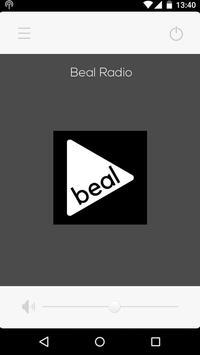 Beal Rádio poster