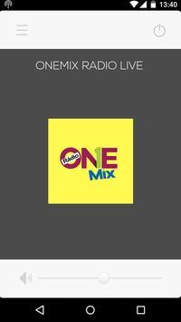 One Mix Rádio Live screenshot 2