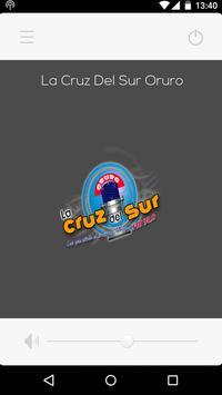 La Cruz Del Sur Oruro 포스터