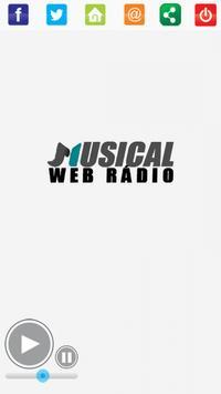 Web Radio Musical screenshot 1