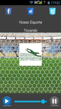 Rádio Nosso Esporte poster