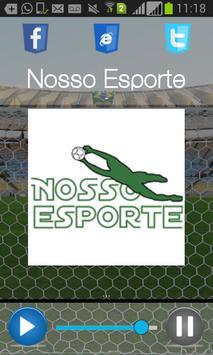 Rádio Nosso Esporte screenshot 1