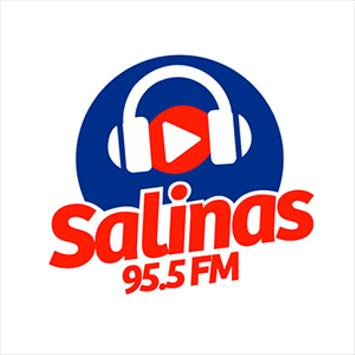 Salinas 95.5 FM Affiche