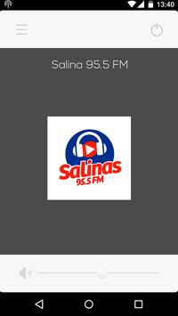 Salinas 95.5 FM capture d'écran 1