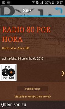 Radio 80 por hora screenshot 1
