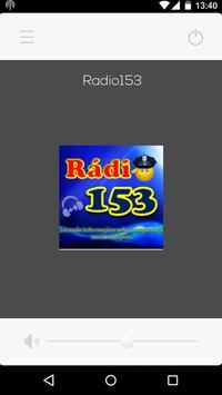 Radio153 poster
