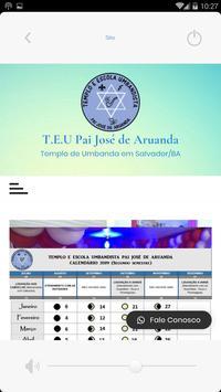 Rádio TEU Pai José de Aruanda screenshot 1