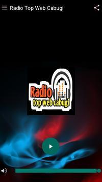 RádioTop Web  Cabugi Plakat