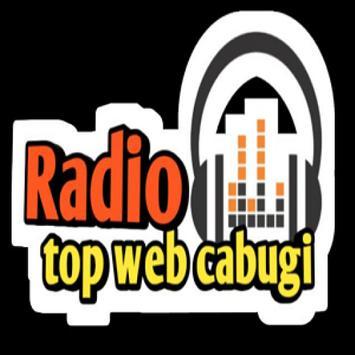 RádioTop Web  Cabugi Screenshot 1