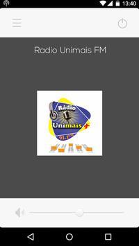 Rádio Unimais NH poster