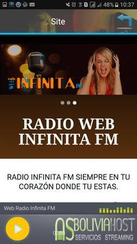 Radio Web Infinita screenshot 4