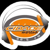 Radio Cidade Morena FM icon