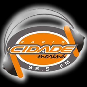 Radio Cidade Morena FM screenshot 1
