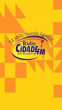 Radio Cidade Novo Cruzeiro poster