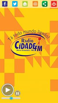 Radio Cidade Novo Cruzeiro screenshot 1