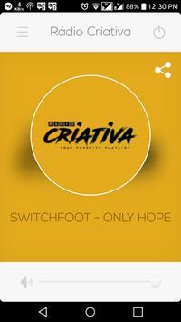 Radio Criativa poster