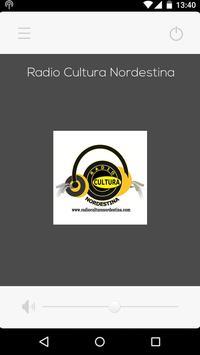 Rádio Cultura Nordestina poster