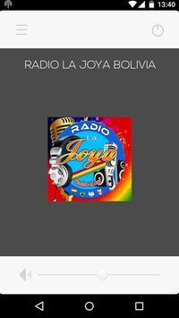 Radio La Joya Bolivia poster