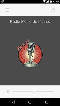 Rádio Mania de Música FM screenshot 1